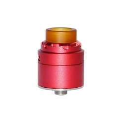 Reload X Style 24mm RDA Rebuildable Dripping Atomizer w/ BF Pin - Red