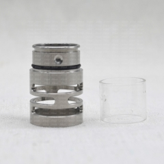 ULTON Korina Pro Replacement Tank Shiled + Glass for Korina V8 - Silver