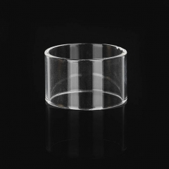 Replacement Glass Tank for ULTON Korina Pro Atomizer 2pcs (Transparent Edition)