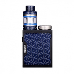 Authentic Aleader Funky 80W 18650 TC Temperature Control  VW Box Mod Kit - Blue