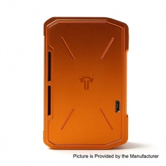 Pre-Sale Authentic Tesla Invader IV 280W 18650/20700/21700 VV Variable Voltage Box Mod - Orange