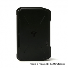 Authentic Teslacigs Invader IV 280W 18650/20700/21700 VV Variable Voltage Box Mod - Black