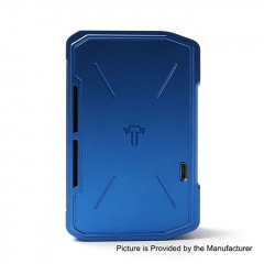 Pre-Sale Authentic Tesla Invader IV 280W 18650/20700/21700 VV Variable Voltage Box Mod - Blue