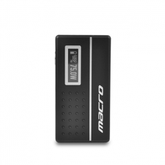 Authentic SBody Macro 75W TC VW APV Box Mod - Black