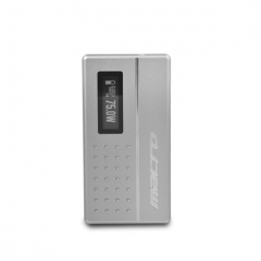 Authentic SBody Macro 75W TC VW APV Box Mod - Silver