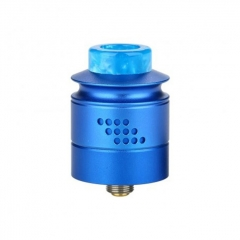 Authentic Timesvape Reverie 24mm RDA Rebuildable Dripping Atomizer w/BF Pin - Blue