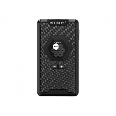 Pre-Sale Authentic Artery Hive 200 200W TC Temperature Control Mod - Carbon Fiber
