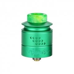 Authentic Timesvape Reverie 24mm RDA Rebuildable Dripping Atomizer w/BF Pin - Green