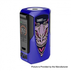 Authentic Vaporesso Tarot Baby 85W 2500mAh TC VW Variable Wattage Box Mod - Purple