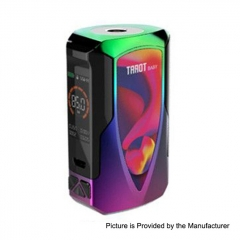 Authentic Vaporesso Tarot Baby 85W 2500mAh TC VW Variable Wattage Box Mod - Rainbow