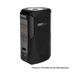 Authentic Vaporesso Tarot Baby 85W 2500mAh TC VW Variable Wattage Box Mod - Black