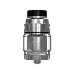 (Ships from Germany)Authentic Augvape Intake 24mm RTA Rebuildable Tank Atomizer 4.2ml - Silver