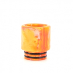 Clrane 810 Replacement Drip Tip 16mm 2pc - Orange