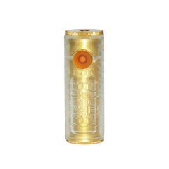 SOB Style 18650 Hybrid Mechanical Mod - Transparent