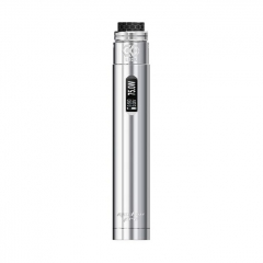 Authentic Ehpro 101 Pro 21700/20700/18650 75W TC Temperature Control Tube Mod 25mm w/ Lock RDA Kit - Silver