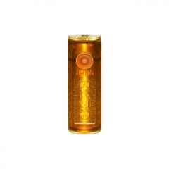SOB Style 18650 Hybrid Mechanical Mod - Yellow