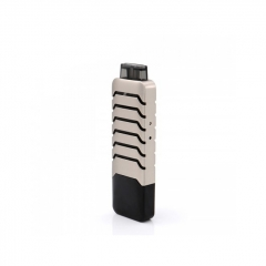 Authentic Eleaf iWũ Pod System Kit 700mAh - Silver Black