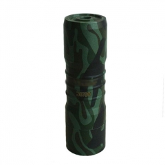 El Th Style Hybrid 18650/20700 26mm Mechanical Mod - Green Camo