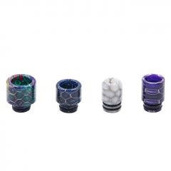 Aleader Replacement 510 Drip Tip (D4) 4pcs - Random Color