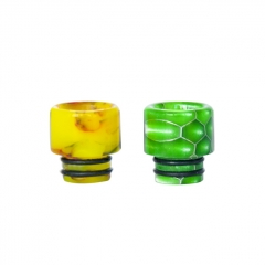 Aleader Replacement 510 Drip Tip 2pcs (C2) - Random Color