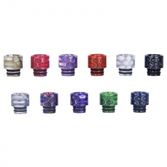 Aleader Replacement 510 Resin Drip Tip 2pcs (AS115) - Random  Color