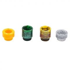 Aleader Replacement 510 Drip Tip +810 Drip Tip (D5) 4pcs - Random Color