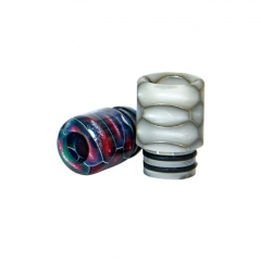 Aleader Replacement 510 Drip Tip 2pcs (C5) - Random Color
