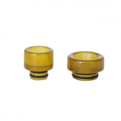 Aleader Replacement PEI 510 Drip Tip + 810 Drip Tip (C4) - Yellow