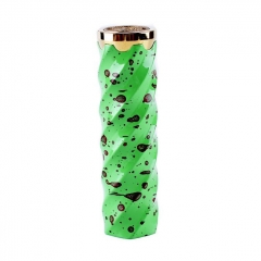 Comply Vortex Styled 18650 Mechanical Mod 25mm - Green