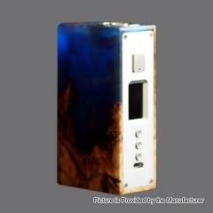 Authentic Cthulhu Fractal DNA 75C 18650/20700/21700 Mod - Blue