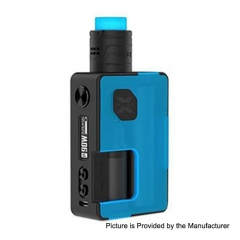 Authentic Vandy Vape Pulse X 90W 18650/20700/21700 Squonk Kit - Blue