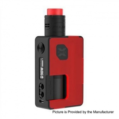 Authentic Vandy Vape Pulse X 90W 18650/20700/21700 Squonk Kit - Red