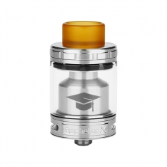 Authentic Ehpro Bachelor X 25mm RTA Rebuildable Tank Atomizer 3.5ml/5ml - Silver
