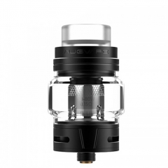 Authentic Augvape Skynet 24mm Sub Ohm Tank 5.1ml/3.6ml - Black
