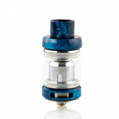 Authentic FreeMax Mesh Pro 25mm Subohm Clearomizer Tank 4ml/5ml - Blue Resin
