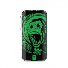 Authentic Vaporesso Luxe 220W TC VW Variable Wattage Box Mod - Green Ape
