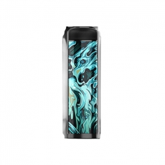 Authentic VOOPOO Vmate 200W TC VW APV Box Mod - S-Surface Blue