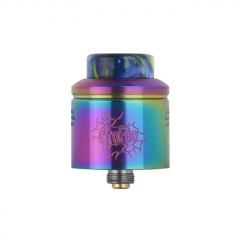 Authentic Wotofo Profile 24mm RDA Rebuildable Dripping Atomizer w/ BF Pin - Rainbow