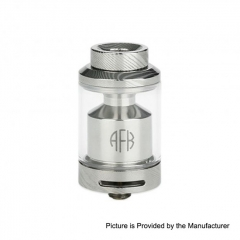 Authentic AFK Studio EUGENE Growl 24mm RTA Rebuildable Tank Atomizer 3.5ml - Silver