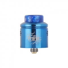 Authentic Wotofo Profile 24mm RDA Rebuildable Dripping Atomizer w/ BF Pin - Blue