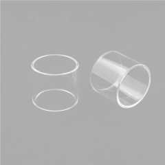 Clrane Replacement Glass Tank for Wotofo Serpent Mini 22 RTA Atomizer 3ml (5pcs) - Transparent
