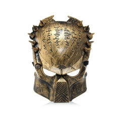 Full Face Movie Predator Styled Halloween Party Masquerade Mask