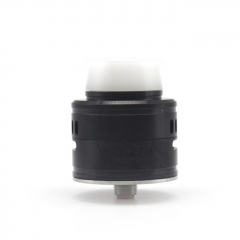 Kindbright Warhead Style 316SS RDA Rebuildable Dripping Atomizer w/ BF Pin 30mm- Black