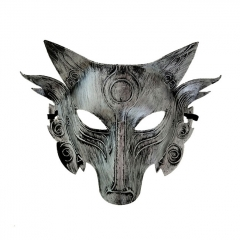 Werewolves Mask for Halloween Party - Silver