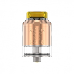 Thunderhead Creations Tauren BF 24mm RDTA Rebuildable Dripping Tank Atomizer w/BF Pin 2ml - Copper