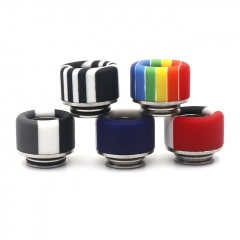 Iwodevape Replacement 810 Drip Tip 18mm (2pcs) - Random Color