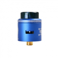 Authentic Vapor Storm Lion 24mm RDA Rebuildable Dripping Atomizer - Blue