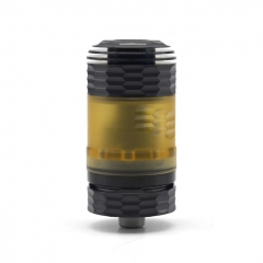 Hussar The End Style 316SS 22mm RTA Rebuildable Tank Atomizer 3.5ml - Black