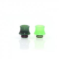 Replacement 510 Discoloration Drip Tip for RTA/RDA 8mm (1pc) -#E Green