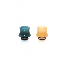 Replacement 510 Discoloration Drip Tip for RTA/RDA 8mm (1pc) -#D Dark Green